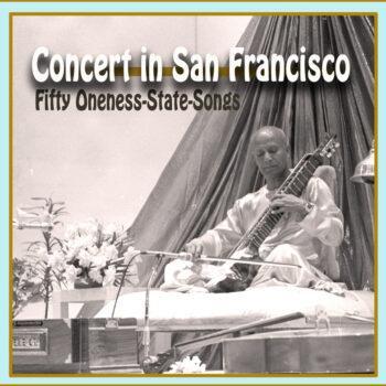 Sri Chinmoys Konzert in San Francisco