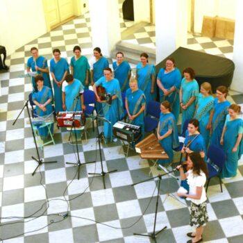 Groupe d'Agnikana-Concert au Musée de la Musique