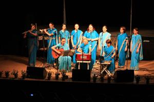Agnikana's Group Live