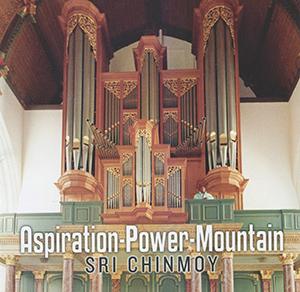 """""""Montanha-Poder-Aspiração"""" CD por Sri Chinmoy"""