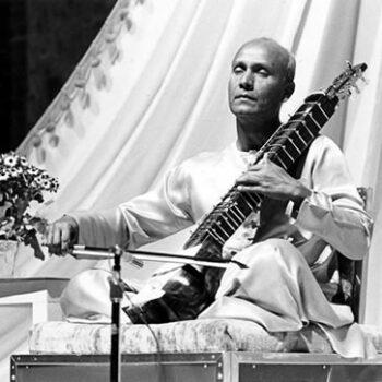 Die Esraj: das Lieblingsinstrument Sri Chinmoys