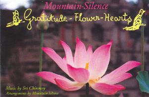 """Gratitude-Flower-Hearts"" – Mountain Silence"