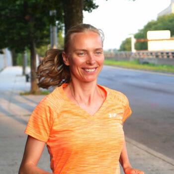 Interview: how meditation brought me to ultramarathon running