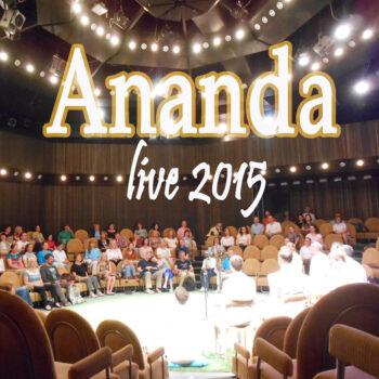"""Live 2015"" – Ananda"