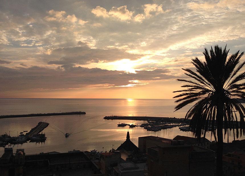 sunset-sicily