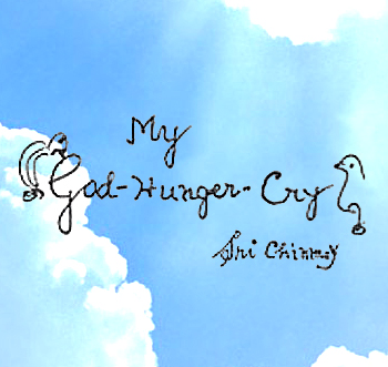 """""""My God-Hunger-Cry"""" Daily Poems 8-10 January"""