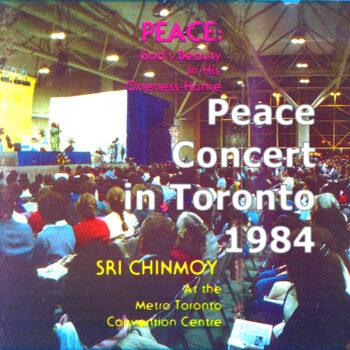 Sri Chinmoys Friedenskonzert in Toronto