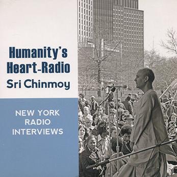 Three radio interviews with Sri Chinmoy