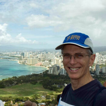 Interview: On Sri Chinmoy's path for almost 50 years