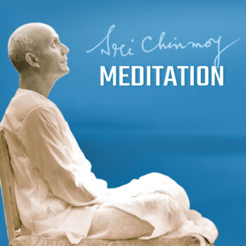 Exercises from Sri Chinmoy's meditation book