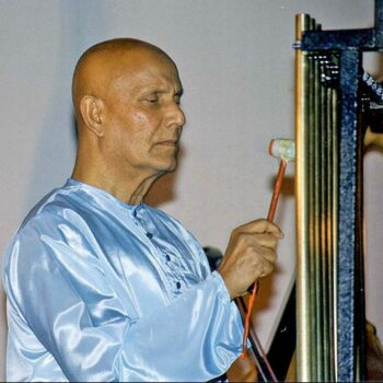 A selection of Sri Chinmoy's music for inner peace