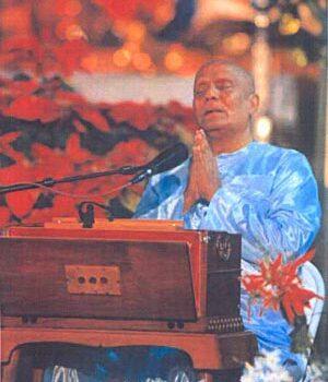 Sri Chinmoy's New Year Concert, 3 Nov 2003