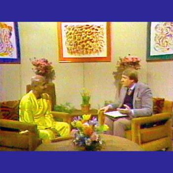 O Primeiro Estado' – entrevista na TV em 1984