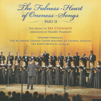 CD: The Fulness-Heart of Oneness-Songs
